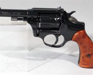 High Standard Sentinel Deluxe R-107 .22 LR Nine Shot Revolver SN# 2329759