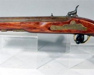 "Miroku Japan Ultra-Hi .45 Cal Black Powder Pistol, SN# 22375, 15.5"" Long"