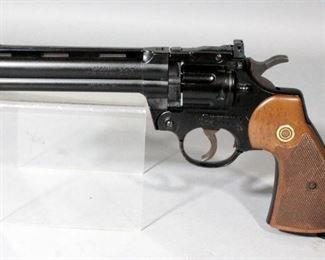 Crosman 357 .177 Cal Pellet Gun, Revolver