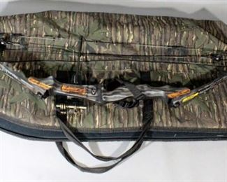 Martin Prowler Pro Series Compound Bow With Soft Case