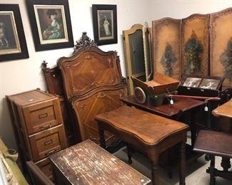 Estate Sale Spanish furniture