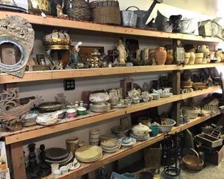 Estate Sale Ceramics