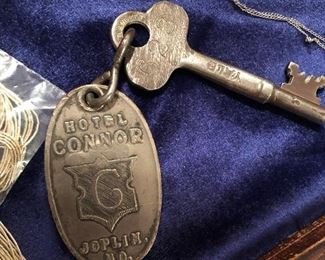 Hotel Connor Room Key