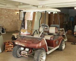 Harley Davidson Cart for sale
