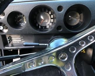 American Motors Corporation AMX Muscle Car