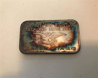 Smith & Wesson Silver