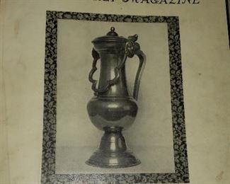 1927 Antique magazine