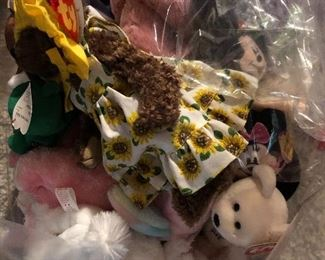 beanie babies with original tag