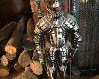 knight in shining armor!
