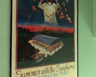 South Shore Art Poster