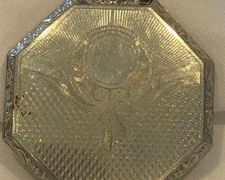 Stratford 6 Jewel Art Deco Pocket Watch