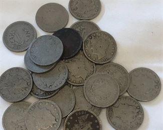 24 V Cent Coins