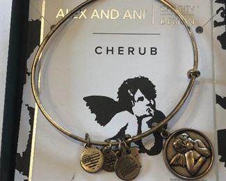 Alex & Ani Cherub Bracelet