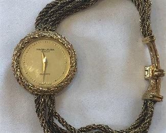 Favre Leuba Gold Filled Watch