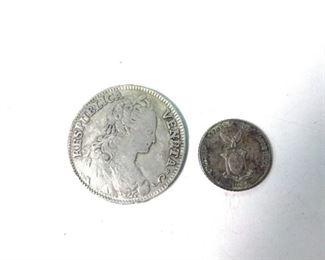 1786 veneta coin