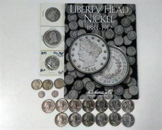 1862 three cent silver