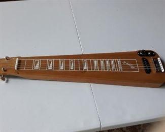 Morrell Lap Steel Guitar