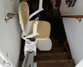Stair electric lift chair