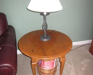 Ethan Allen Accent Tables For Any Room/Lighting