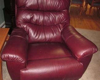 Leather Recliner