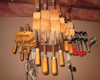 Clamps and more
