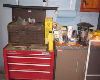 Tool Chests/Coleman Cabinets