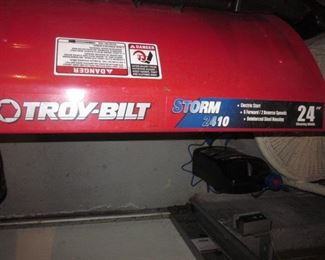 Troy-Bilt Snowblower Storm 2410