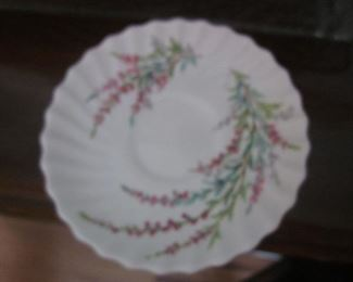 "Royal Doulton China ""Bell Heather"""