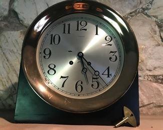 Tiffany and Company Chelsea Bell Clock