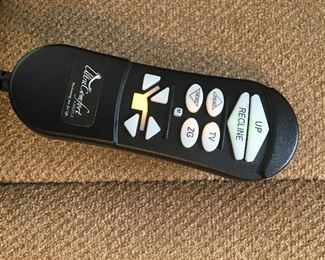 Remote for Recliner