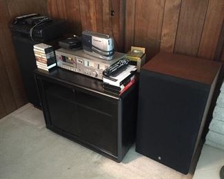 Yamaha NS-690 speakers