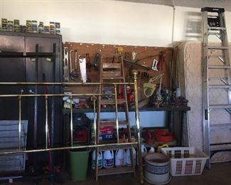 Full garage.