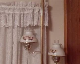 Tension lamp