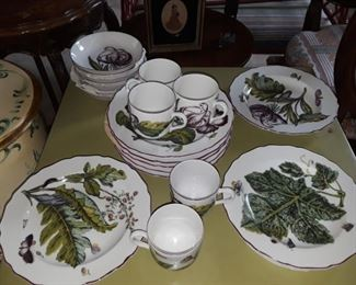 Mottahedeh Luncheon set