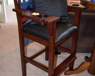 Pub Table Chair