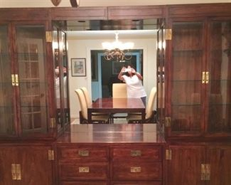 Buffet or Entertainment Center . Absolutely stunning, great condition.