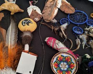 Hand Made Native American