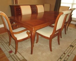 DINING ROOM SET BY STANLEY