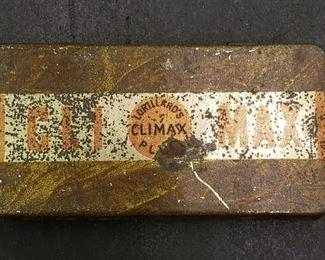 Climax Tobacco Tin
