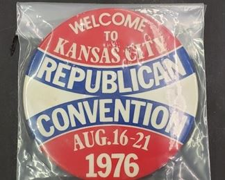 KC Republican Convention Pin