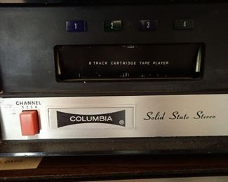 COLUMBIA SOLID STATE STEREO