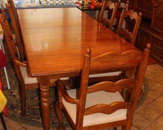 Thomasville Dining Set.