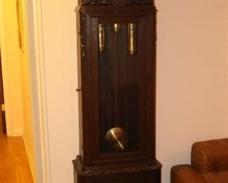 Grandfather Clock from early 1900's.