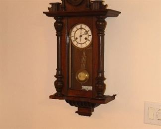 Grandmother clock from early 1900's.