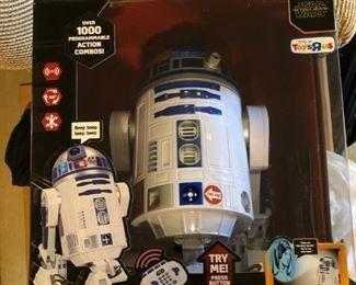 brand new R2 D2 star wars remote control