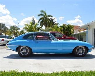 1968 Jaguar XKE $35,000