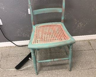 MILK PAINT CHAIR