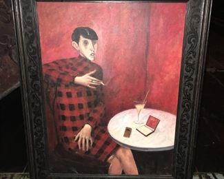 Oil on Canvas #3