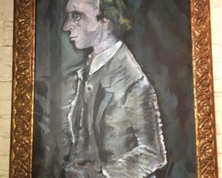 Oil on Canvas #9