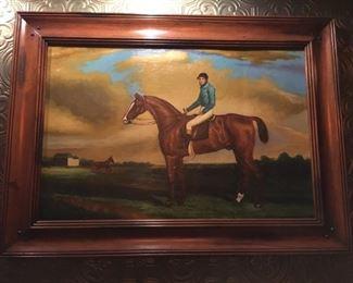 Oil on Canvas #13
